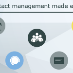 Easy contact management